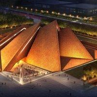 * Architecture: Datong Art Museum by Foster + Partners