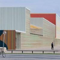 * Architecture: El B - Auditorium in Cartagena by Selgascano