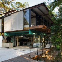 * Residential Architecture: House in Iporanga by Nitsche Arquitetos Associados