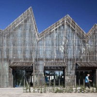 * Architecture: Kaap Skil - Maritime and Beachcombers Museum by Mecanoo Architects