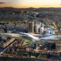 * Architecture: Los Angeles Union Station Master Plan by UNStudio + EE&K