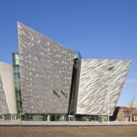 * Architecture: Titanic Belfast Museum by CivicArts and Todd Architects
