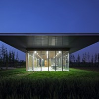 * Architecture: Harvest Pavilion by Vector Architects
