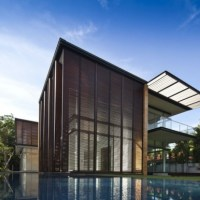 * Residential Architecture: 22 Oei Tiong Ham Park House by AR43 Architects