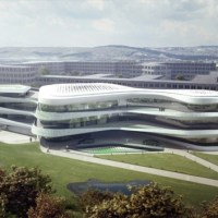 * Architecture: Green Climate Fund Headquarters by LAVA