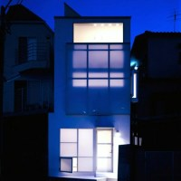* Residential Architecture: Long Tall House by Spacespace