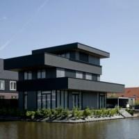 * Residential Architecture: Modern Villa by BBVH Architecten