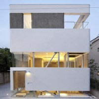 * Residential Architecture:  Plastic Moon House by Norisada Maeda Atelier