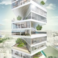 * Residential Architecture: Writhing Tower by LYCS Architecture