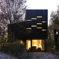 * Residential Architecture: Bologna Guest House by Enrico Iascone Architects