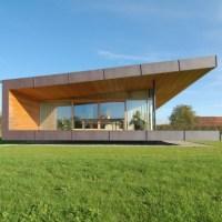 * Residential Architecture: Farm House in Obstgarten by k_m architektur