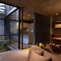 * Residential Architecture: Sky Garden House by Keiji Ashizawa Design