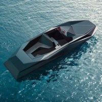 * Architecture + Design: Z Boat by Zaha Hadid Architects