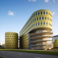 * Architecture: Parking Garage 'de Cope' by JHK Architecten