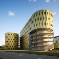 * Architecture: Parking Garage 'de Cope' by JHK Architecten