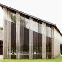 * Residential Architecture: Private House by Gramazio & Kohler