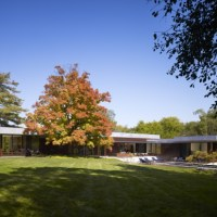 * Residential Architecture: Private Residence by Grunsfeld Shafer Architects