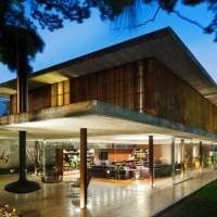 * Residential Architecture: Toblerone House by Marcio Kogan - Studio mk27