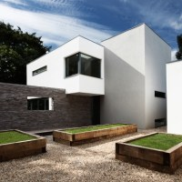 * Residential Architecture: Abbots Way House by AR Design Studio