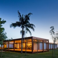 * Architecture: Fazenda Boa Vista Golf Clubhouse by Isay Weinfeld