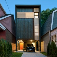 * Residential Architecture: Shaft House by Atelier rzlbd