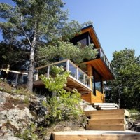 * Residential Architecture: Six Mile Lake Cottage by Altius Architecture Inc.