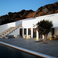* Residential Architecture: Summer House in Naxos by Phoebe Giannisi & Kotionis Zissis
