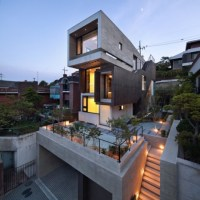 * Residential Architecture: H-House by bang by min