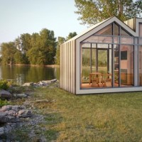 * Residential Architecture: The Bunkie - Small Space Architecture by Evan Bare + Nathan Buhler