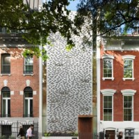 * Residential Architecture: Urban Townhouse by GLUCK+