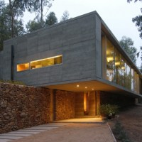 * Residential Architecture:  Omnibus House by Gubbins Arquitectos