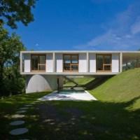 * Residential Architecture: House in Sonvico by Architetti Pedrozzi e Diaz Saravia