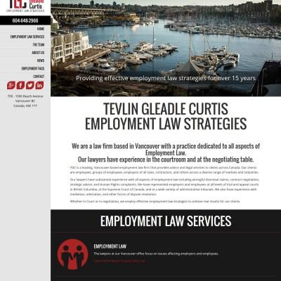 Tevlin Gleadle Curtis