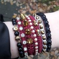 Makrame armband
