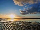 Talacre beach, North Wales - August 2014