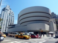 No need to explain - the Solomon Guggenheim Museum