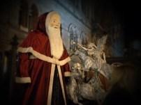 winter watch santa