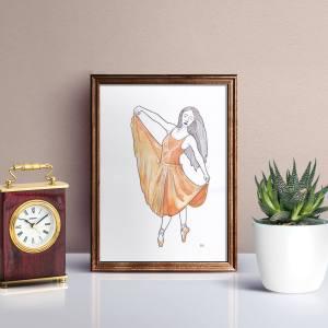sun ballerina danse ballet