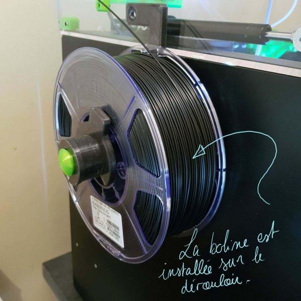 bobine filament imprimante