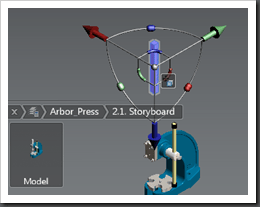 Autodesk Inventor Publisher Component Move
