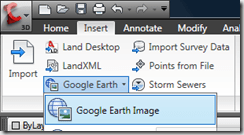 Civil 3D – Google Earth v5 problems