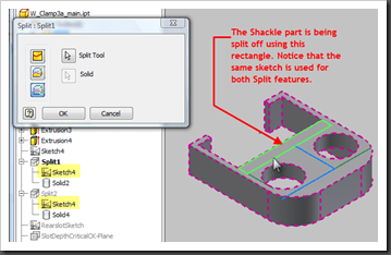 Inventor – Top Down Design and Multi Body Parts