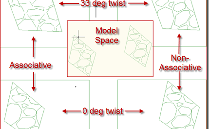 Civil 3D – Hatch is wonked in VP