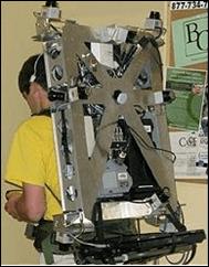 News – Portable Laser Scanner Backpack Developed