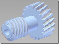 Inventor – Pitch Surfaces on Gears in Dynamic Simulation
