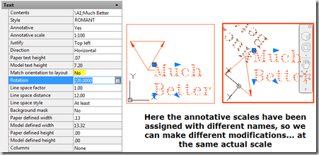 Civil 3D | Multiple Leaders Aligned in Separate Viewports Solution