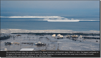 Japan | Earthquakes and Tsunami Strikes Northeast