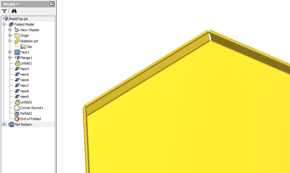 sheet metal hem machine