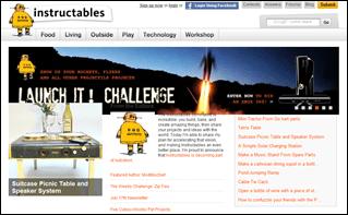 Autodesk Acquires Instructables Online Community