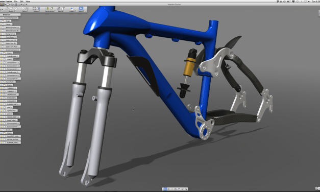 Fusion   New Preview Unveiled at Autodesk University 2011